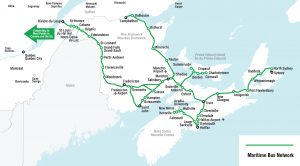 maritime bus network