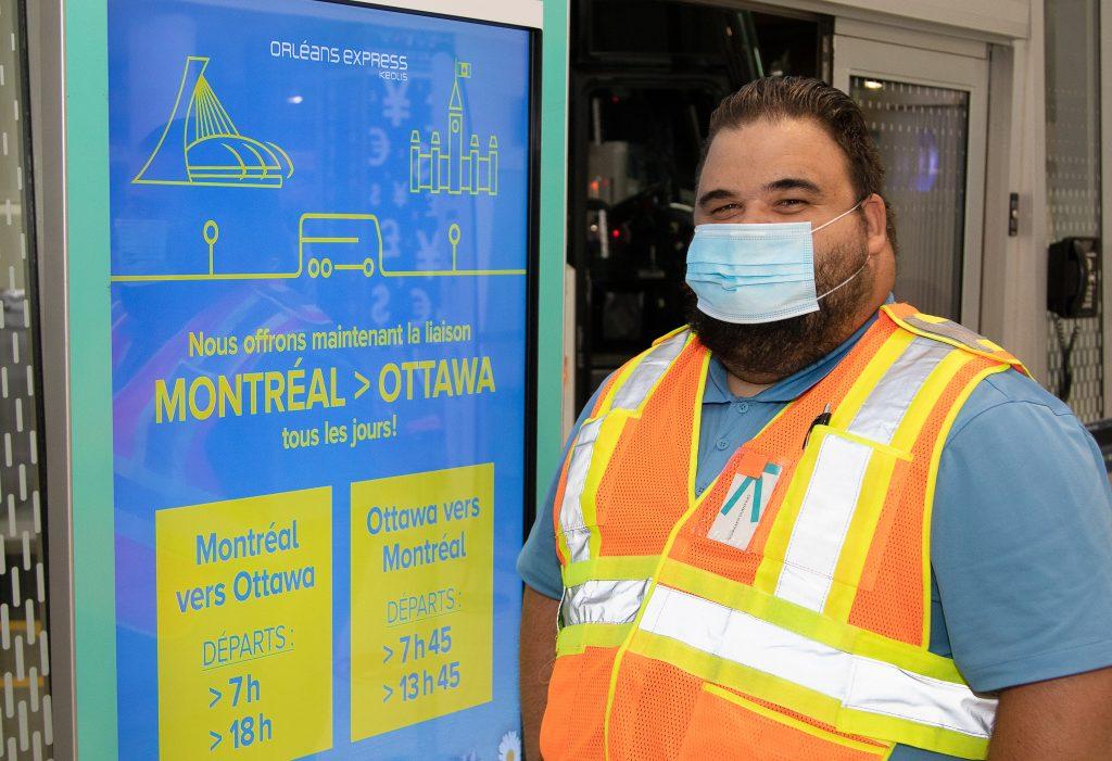 Keolis Montreal Ottawa 18